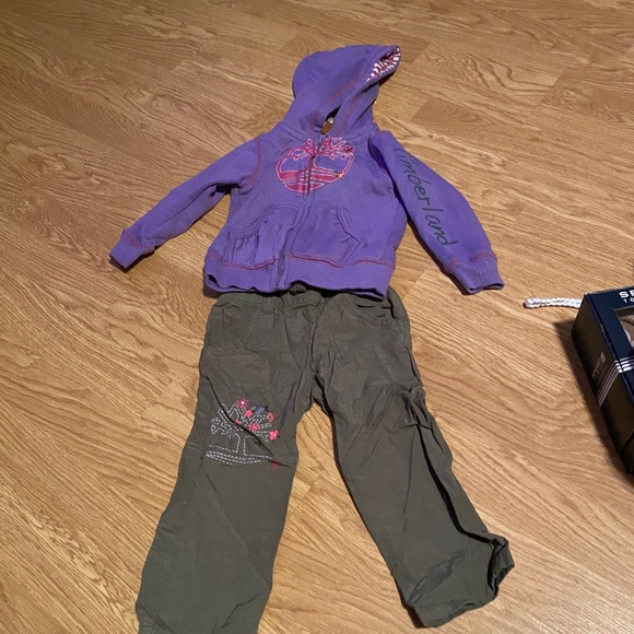 Toddler Timberland Outfit